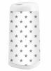 Bezug für Angelcare® Windeleimer Dress-Up Grey Stars