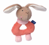 Sigikid 41861 Greifling Hase lachs Blue Collection
