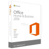 Microsoft Office Home and Business 2016 (DE) 1 PC Vollversion PKC (Code in a Box)