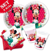 Minnie Garden Partyset Basic 36tlg.