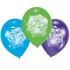 Ninja Turtles Latexballons, 10er