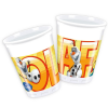 Olaf Summer Partybecher 8er Pck, 200ml, Trinkbecher zur Kidsparty Frozen