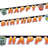 Cars 3 Happy Birthday-Grußkette