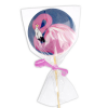 \´´Flamingo\´´ Schaumzucker-Lollie, 1 Stk.