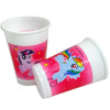 Partybecher My Little Pony, 8 Plastikbecher im Set, 200ml, so süß!