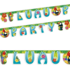 Tropical Party - Banner, 1,65m