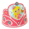 Woodland Princess Krönchen, 8er Pack, Glitzerkronen zur Princessparty