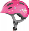 Abus Kinder-Radhelm Smiley 2.0 pink butterfly