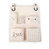 Childhome Canvas Organizer