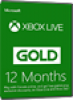 Xbox Live Gold - 12 Monate Mitgliedschaft [Global]