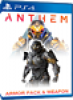Anthem - Armor & Weapon Pack DLC (PS4 Download Code) - Deutschland