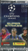 UEFA Champions League Super Strikes Trading Cards - ein Booster