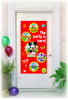 Mickey Mouse Club House Door Banner