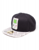 Nintendo - Gameboy Rubber Patch Snapback Mütze