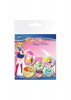 Sailor Moon Ansteck-Buttons 6er-Pack Mix