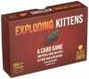 Exploding Kittens: A Card Game About Kittens and Explosions and Sometimes Goats (gebraucht)