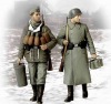 Supplies! german soldiers 2 figs