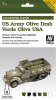 AFV Armour Painting System US Army Olive Drab