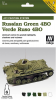 AFV Armour Painting System Russian Green 4BO