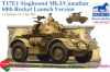 T17E1 Staghound Mk.I/Canadian 601b Rocke Launch Version - 2 Options In One Kit