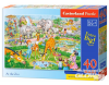 At the Zoo - Puzzle - 40 Teile maxi