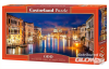 The Grand Canal by Night,Venice,Puzzle 600 Teile