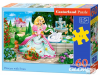 Princess with Swan - Puzzle - 60 Teile