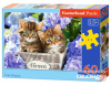 Cute Kittens, Puzzle 60 Teile