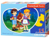 Hansel and Gretel - Puzzle - 15 Teile
