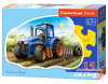 Tractor at Work - Puzzle - 15 Teile