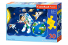 Space Walk, Puzzle 30 Teile