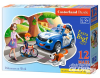 Policeman at Work - Puzzle - 12 Teile maxi