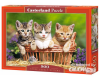 Three Lovely Kittens - Puzzle - 500 Teile