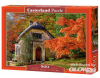 Gothic House in Autumn - Puzzle - 500 Teile