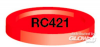 RC421 Virgin Red