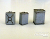 Square cans