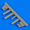 A-4B Skyhawk - Undercarriage covers [Airfix]