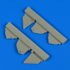 Defiant Mk.I - Undercarriage covers [Airfix]