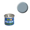 Grau (seidenmatt) - Email Color - 14ml