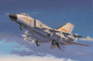 Chinese J-8IIF fighter