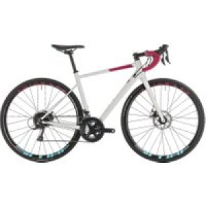 Cube Axial WS Pro Disc Weiß Modell 2019