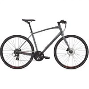 Specialized Men's Sirrus Alloy Disc Grau Modell 2019