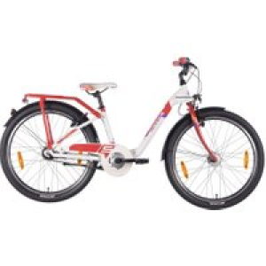 S'cool chiX Alloy 24 3-S Weiß Modell 2019