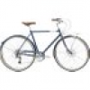 Creme Caferacer Man Solo Disc Blau Modell 2019