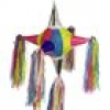 Pinata Jumbo Star, eckiger Stern, Pappe | AC-P30120