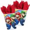 Super Mario Becher, 8er, 266ml