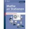 Mathe an Stationen Multiplikation & Division 3-4