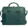 Leather Love - Casual Bag - petrol