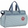 Take it Easy Sporttasche CROSSLOCK hellblau