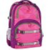 Take it Easy Schulrucksack Oslo-Flex Light Nylon, 216 pink grün